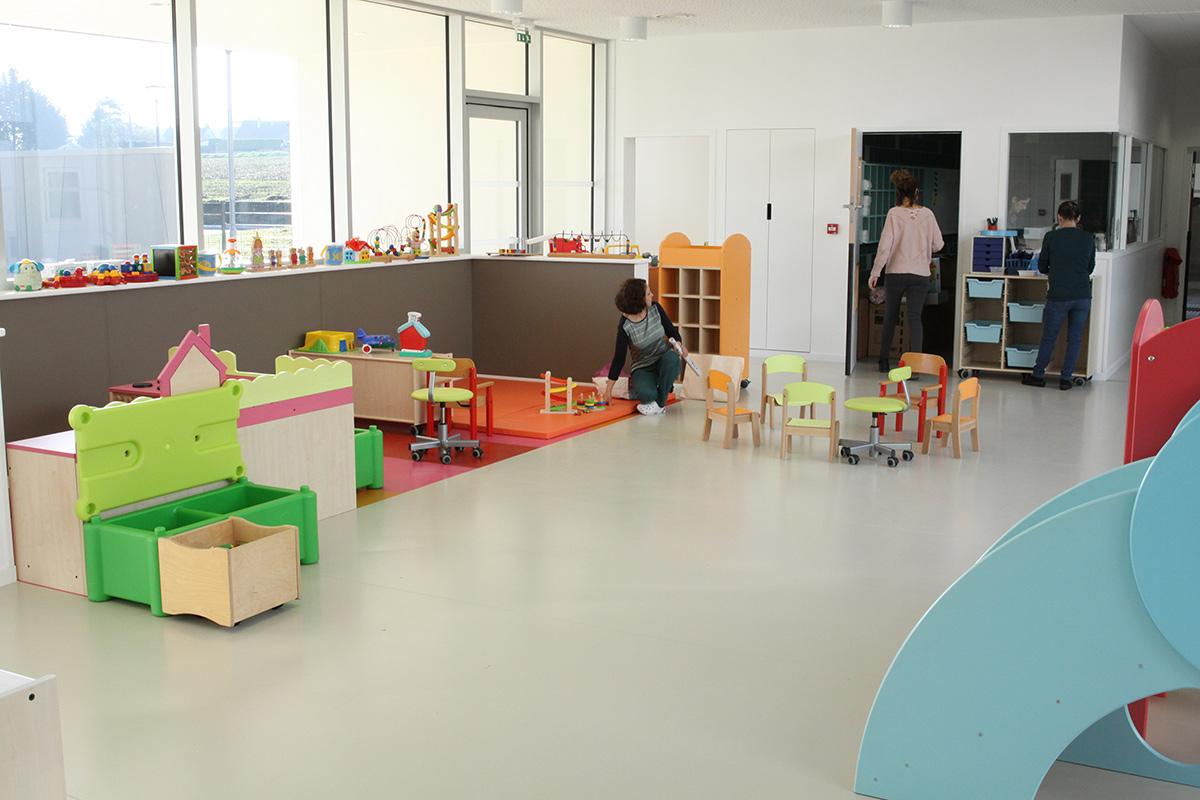 La Maison De La Petite Enfance Amilly