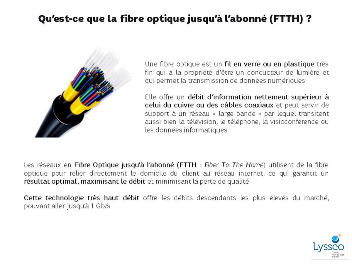 Fibre optique comment savoir comment savoir eligibilite fibre free fibre optique une r union - Comment installer la fibre ...