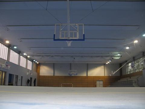 Le nouveau gymnase Jules-Ladoumegue