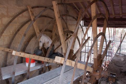 Le squelette de la roue - 2019-01-17